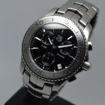 TAG Heuer Link Chronograph 42mm JASON BOURNE  with warranty