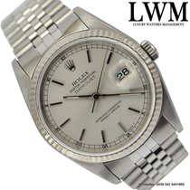 Rolex Datejust 16234 silver dial Full Set 1991's