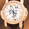 Ulysse Nardin Gent&#39;s 18K Rose Gold  GMT Perpetual C...