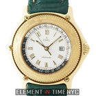 Ebel Voyager World Time GMT 18k Yellow Gold 38mm Ref. 8124913