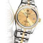Tudor Glamour Date 36 Mm Dial Champagne