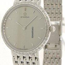 Eterna 18K White Gold Athena Women's Watch 5601.70.10.0000