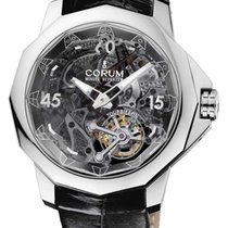 Corum Admiral's Cup Minute Repeater Tourbillon