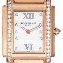 Patek Philippe Twenty-4 Ladies 18k Rose Gold & Diamond...
