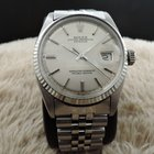 Rolex DATEJUST 1601 SS Original Silver Dial with Jubile...