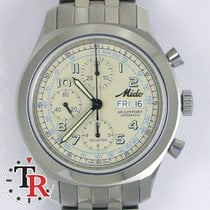 Mido Multifort Automatic Chronograph