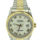 Rolex Oyster Perpetual Datejust 18ct Yellow Gold and St...