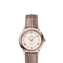 Omega 42423276009001 De Ville Prestige Quartz Ladies Watch