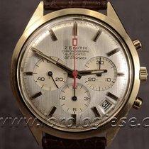 Zenith El Primero Ref. G583 18kt. Gold 1970-1971 Chronograph...