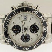 Montblanc Meisterstuck Sport 7034 Automatic Chronograph Steel...