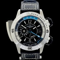 Jaeger-LeCoultre Master Compressor Diving Geographic Pro -...