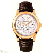 Jaeger-LeCoultre Master Eight Days Perpetual 18K Rose Gold
