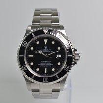 Rolex Sea-Dweller 16600 V-Serie LC100 Box & Papiere