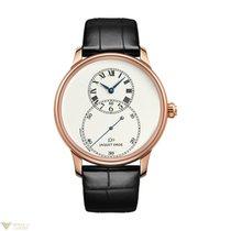 Jaquet-Droz Grande Seconde 18K Rose Gold Men's Watch