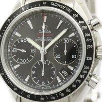 Omega Polished Omega Speedmaster Date Automatic Watch 323.30.4...