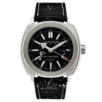JeanRichard Men's Terrascope Graphiscope Watch
