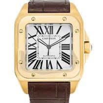 Cartier Watch Santos 100 W20071Y1
