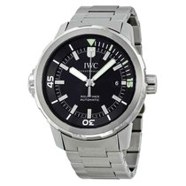 IWC Men's IW329002   Aquatimer Automatic Black  Stainless...