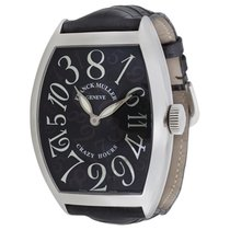 Franck Muller Crazy Hours 8880 CH Mens Watch in Stainless Steel