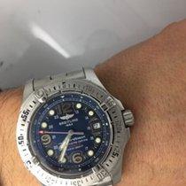 Breitling Superocean Steelfish A17390 Men's Wristwatch...