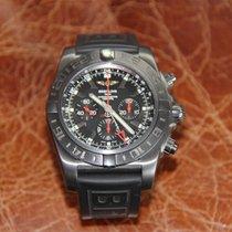 Breitling Chronomat GMT Chronomat Black Steel Limited Edition
