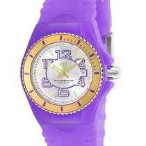 Technomarine Cruise Lady - Gold-Tone - Silver Dial - Purple...