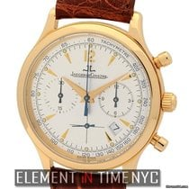 Jaeger-LeCoultre Master Control Master Chronograph 18k Rose...