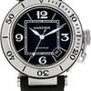 Cartier Pasha Seatimer Mens Watch W31077u2