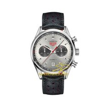TAG Heuer Carrera Jack Heuer 80th Birthday Chronograph Special Ed