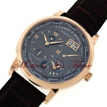 A. Lange & Söhne Lange 1 Time Zone, Grey Dial - Rose Gold...