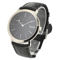 Piaget Altiplano Small Seconds in White Gold