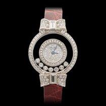 Chopard Icons Diamonds 18k White Gold Ladies 205020