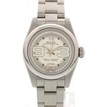 Rolex Ladies Rolex Oyster Perpetual 176200 Stainless Steel