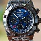 Breitling Chronomat 44 GMT Date Blue Dial 44mm Ref. AB042011/C852