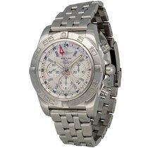 Breitling Chronomat GMT 47 Chronograph Watch AB041012/G719