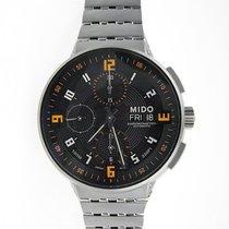 Mido All Dial Titanium Automatic Chronograph
