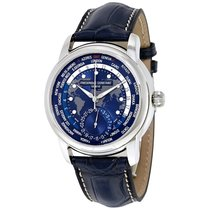 Frederique Constant Worldtimer Automatic Men's Watch