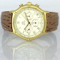 Ebel Chronograph El Primero Gold 18K Box/Papers 1993
