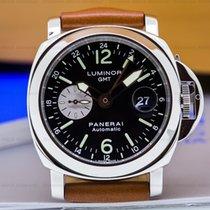 Panerai PAM00088 Luminor GMT SS (24849)