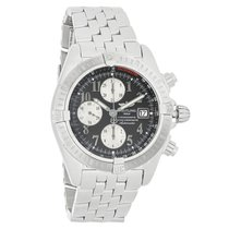 Breitling Chronomat Evolution Mens Automatic Chronograph Watch...
