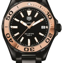 TAG Heuer AQUARACER Keramik 35 mm Rose Gold WAY1355 BH0716