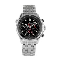 Omega Seamaster Diver Chronograph 300M