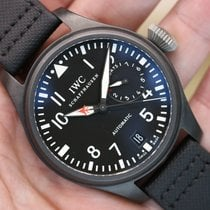 IWC Big Pilot's Watch Top Gun Ceramic Iw501901 5019-01