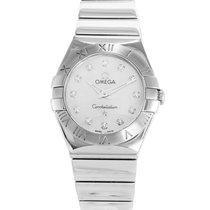 Omega Watch Constellation Mini 123.10.24.60.55.002