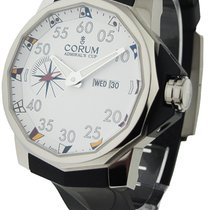 Corum 60617.101101 Admirals Cup Competition 48mm - Titanium -...