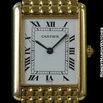 Cartier Tank Francaise 18k Quartz
