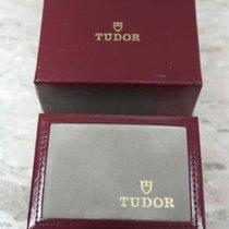 Tudor vintage watch box leather bordeaux ref.910064 rare