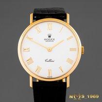 Rolex Cellini 18K Gold  5112 Men's   Rolex BOX