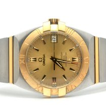 Omega Constellation DOUBLE EAGLE Co-Axial 35mm