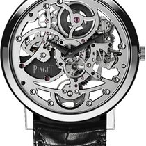Piaget Altiplano Skeleton 38mm Men's Watch G0A37132